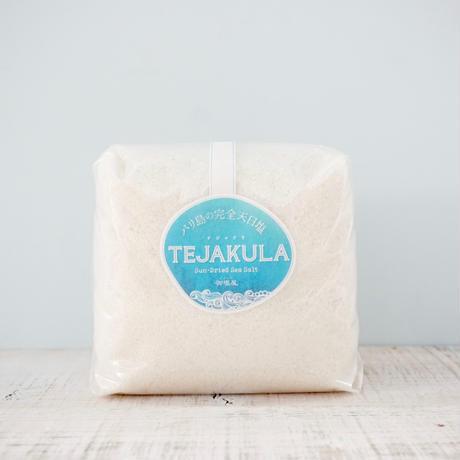 TEJAKULA バリ島の完全天日塩【粗塩】詰め替えパック1000g