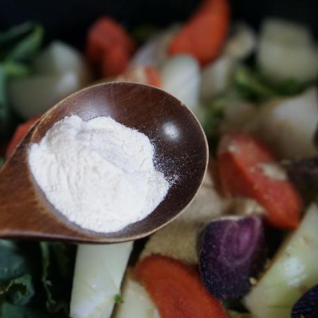 『げんきうまみの素』味を整え元気を補う、天然ペプチドだし 天然のイワシ・カツオをまるごと使った、低分子、無脂肪、塩分・糖分・化学添加物不使用のペプチド入り万能粉末だし