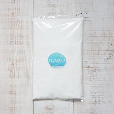 TEJAKULA バリ島の完全天日塩【粗塩】詰め替えパック970g /送料無料