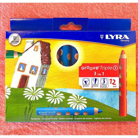 RYLA グルーヴトリプルワン12色