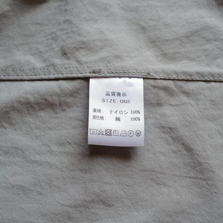 オリジナル ショップコート