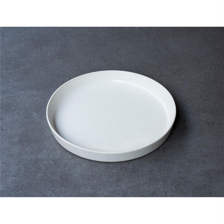 カレー皿「plate 245」White