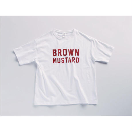 SPICE T-Shirt 【BROWN MUSTARD】