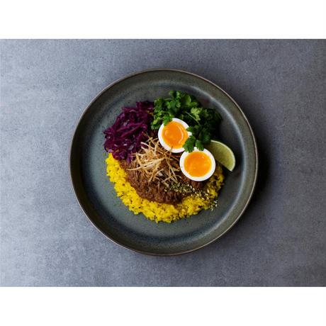 カレー皿 「plate 245」3枚セット(まとめ買い特典 社食堂カレー×1)