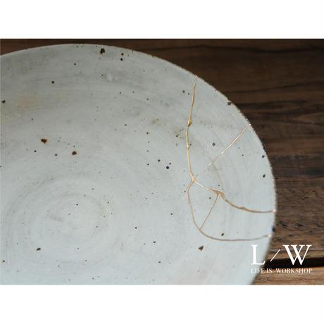 L/W ワークショップ 本うるし仕上げの金継ぎ教室 at 社食堂