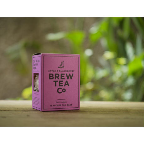 "BREW TEA ""Apple&Blackberry """