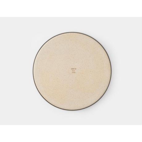 カレー皿「plate 245」Black