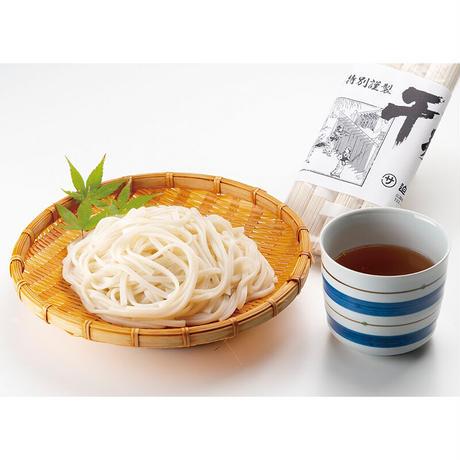 迫製麺所 本格乾麺うどん4束