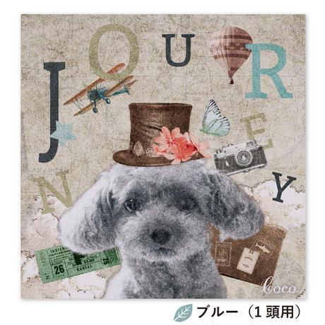 Journey(ジャーニー ) S0サイズ(18.0×18.0cm)