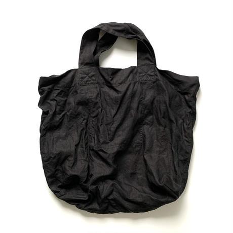 買物袋と巾着セット big size 黒