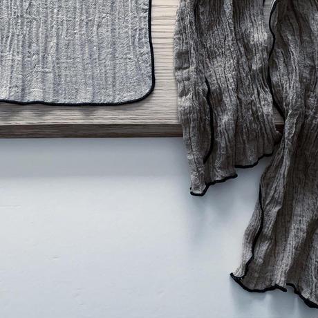 リネン体洗いタオル Lサイズ