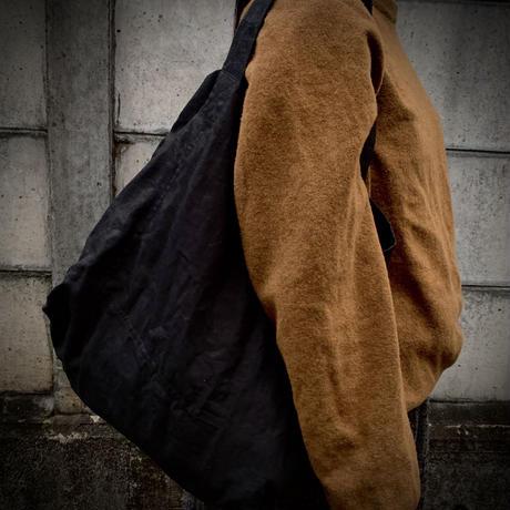買物袋と巾着セット  亜麻色