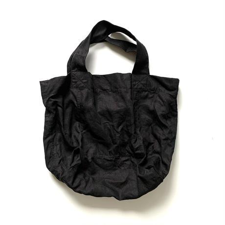 買物袋と巾着セット 黒