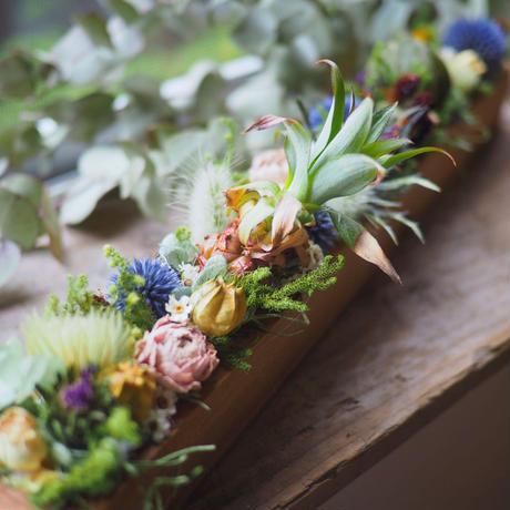 花パインフラワーバトン