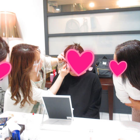 【東京】3/24愛され度120%アップ♪キラキラ美容セミナー・セミナーのみ