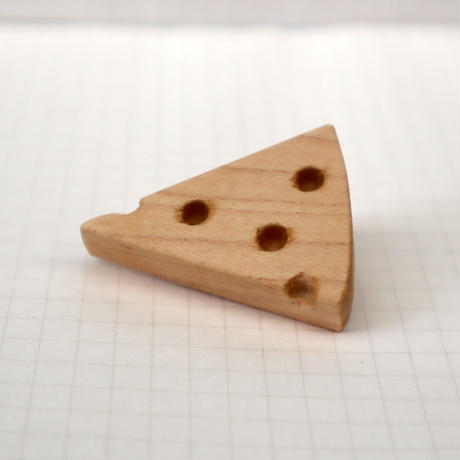 【monoile】チーズブローチ(M-69)