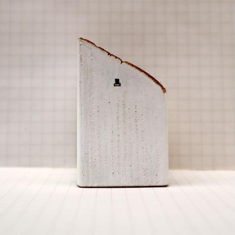 【奥田千珠】 白い家(S-125)