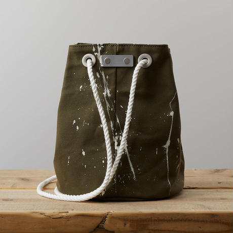 clipmarks warehouse / cross(p) / olive
