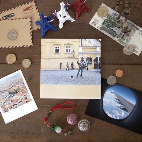 旅するzine-チェコ-
