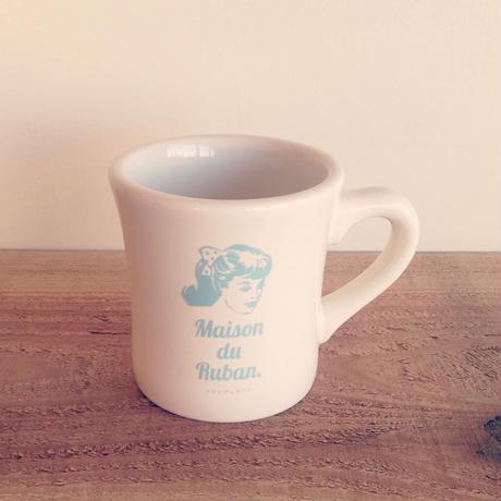マグカップ(水色)