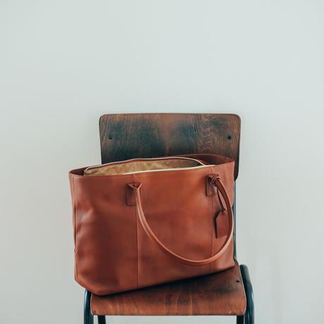 LIF Camera Tote Bag / Leather