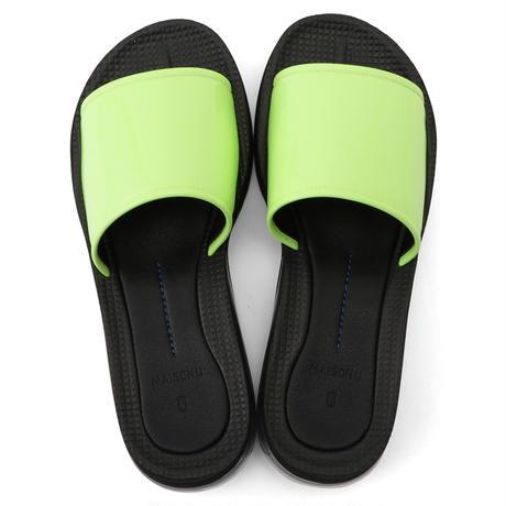 AIR SLIDER SANDAL  / NEON GREEN  (men's)