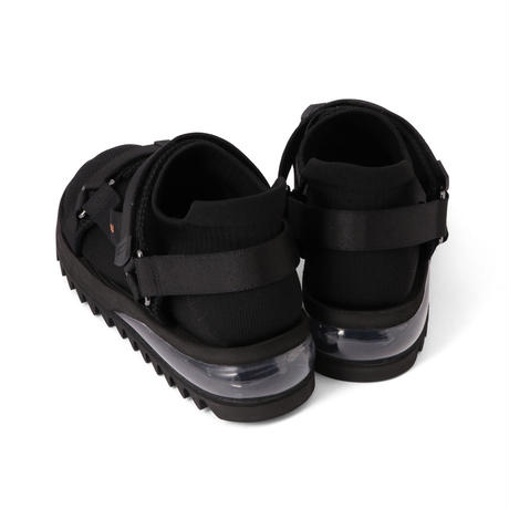 AIR SPORTS SANDAL WITH SOCK  / BLACK (unisex)