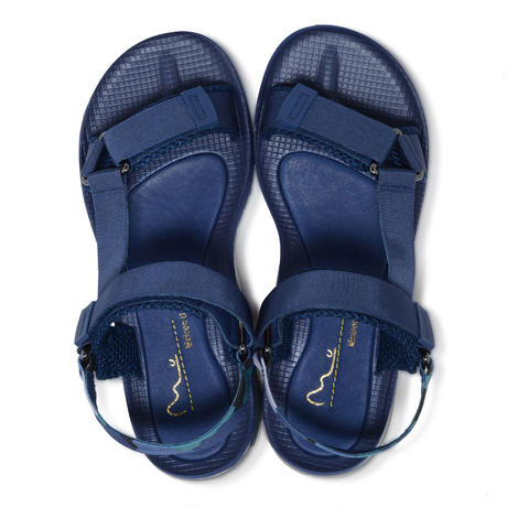 AIR SPORTS SANDAL WITH CAMOUFLAGE / NAVY (men's)