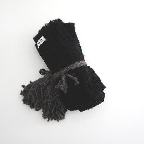 アルパカブランケット ブラック_OC008-BK