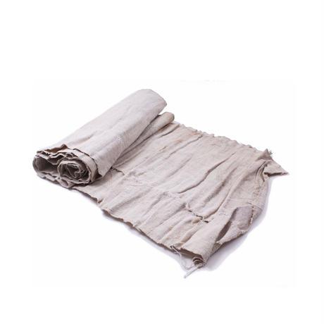 Long wrap pleats skirt fabric   【D③】