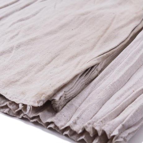 Long wrap pleats skirt fabric   【B⑨】