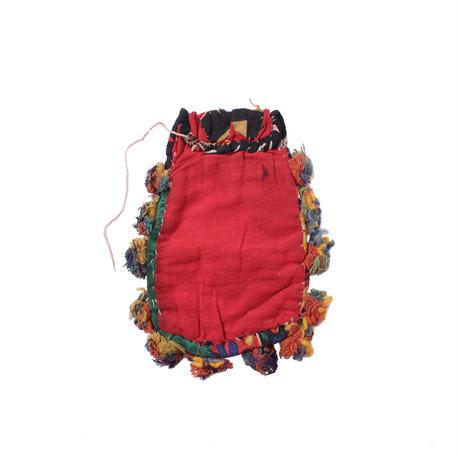 Gypsy woman's  pouch【No.GO-045】