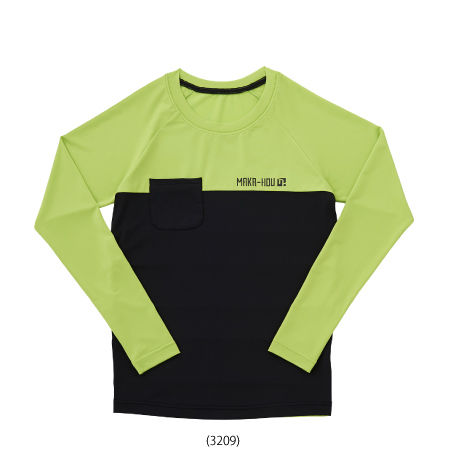 Rash Guard   【11W03/41S】           UVカットUPF50+            吸水速乾