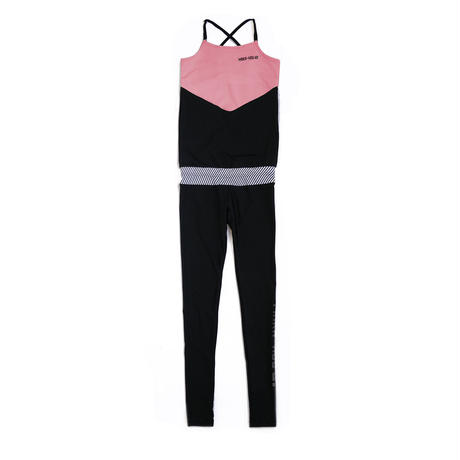 キャミソールレギンス1体型 【26W02-81S】 MAKA-HOU Camisole with Leggings pants