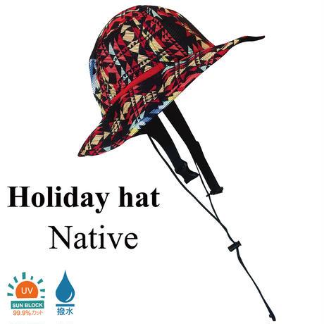 撥水ハット(防水バック付き) 【96U02-02S】MAKA-HOU/ Waterproof Hat