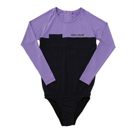 Rash Guard with Bikini Pants (ラッシュガード1体型) 【21W04/41S】