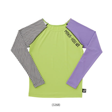 Rash Guard         【11W01/41S】        UVカットUPF50+      吸水速乾