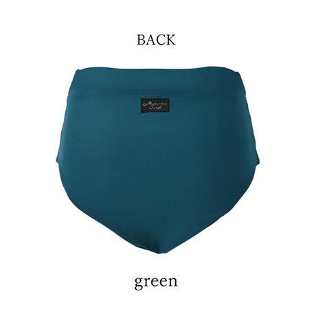ハイウエストビキニパンツ 【40W02-12S】/MAKA-HOU Surf High waist  Bikini pants