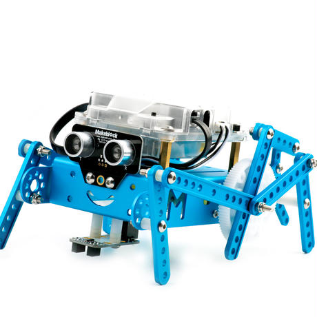 【99091】mBot Add-on Pack-Six-legged Robot