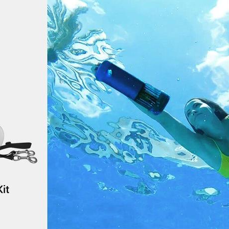 Lefeet S1【ウォータースクーターの決定版!】長時間駆動、飛行機持ち込み可