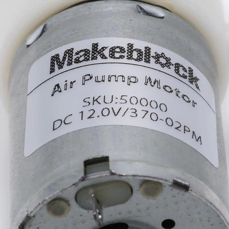 エアーポンプモーター Air Pump Motor - DC 12V/370-02PM  makeblock 50000