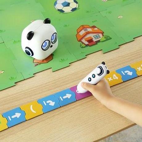 【P1030094】mTiny エムタイニー 4歳からの知育ロボット PC、タブレット不要
