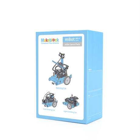 【99092】mBot Add-on Pack-Servo Pack
