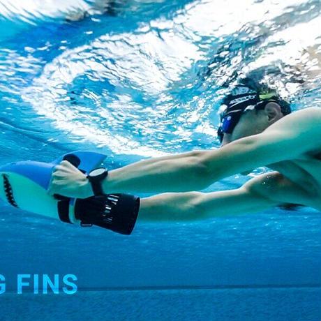 LEFEET Floating Fins  シュノーケリングに最適