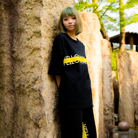 """【入荷】""""YELLOWMAKER"""" Big silhouette  T-shirts"""