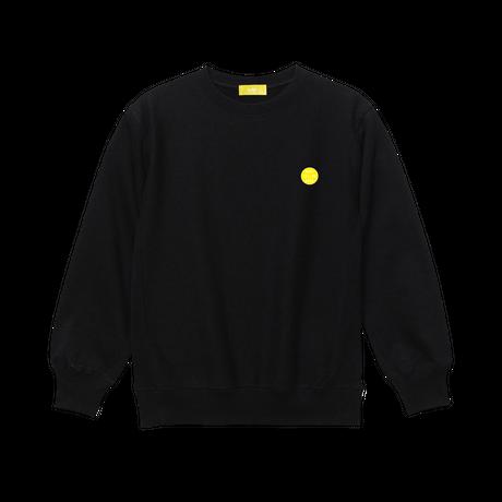 "【数量限定予約販売】""MAKEY SMILEY"" Sweatshirts【Black】"