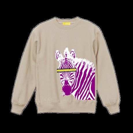 "【数量限定予約販売】""Horse owner"" Sweatshirts【Beige】"