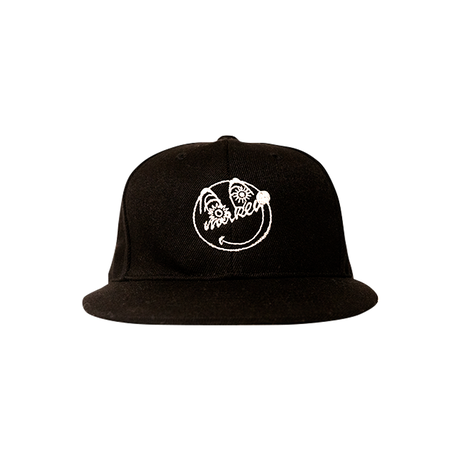 MAKEY SMILEY [ Mono ] /  Baseball Toy cap [ Black ]