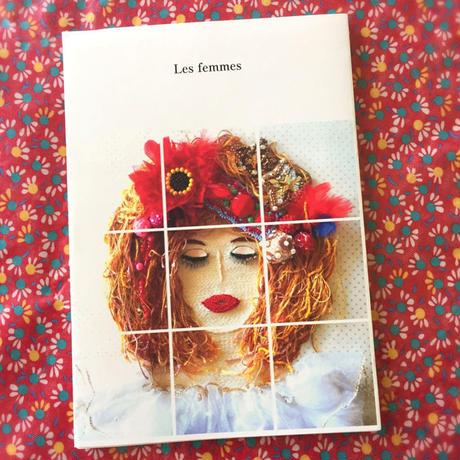 ZINE 作品集「 Les femmes 」