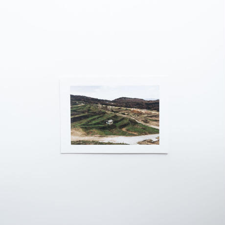 土庄 / Postcard Size Original Print 08